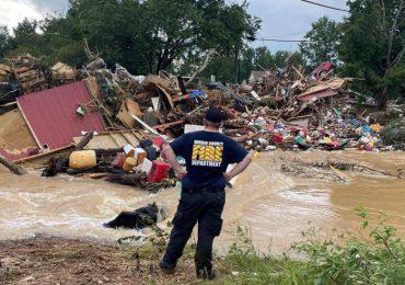 Al menos 16 muertos en inundaciones en Tennessee