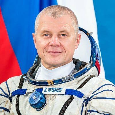 Astronauta ruso Oleg Novitskiy destaca nuevamente a República Dominicana