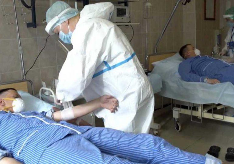 Nueve pacientes de covid mueren en Rusia tras ruptura de un tubo de oxígeno
