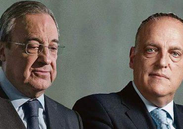 Real Madrid demandará al presidente de LaLiga y al fondo CVC