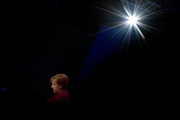 La canciller Ángela Merkel se dispone a abandonar el poder