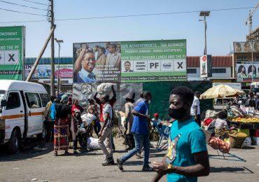 Zambia elige un nuevo presidente