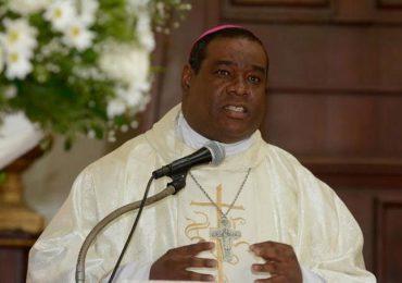 Obispo Castro Marte asegura en RD falta eliminar la corrupción