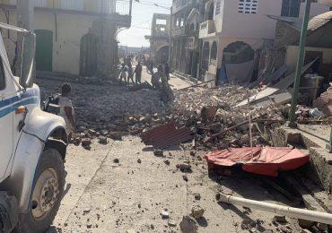 VIDEO | Autoridades de Haití confirman víctimas mortales por fuerte sismo