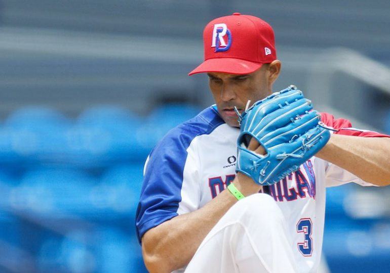 Dominicana tendrá al lanzador Raúl Valdés en partido por el bronce en Tokio 2020