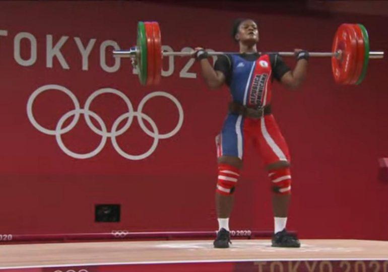 Crismery Santana gana bronce, tercera medalla para RD en Tokio 2020