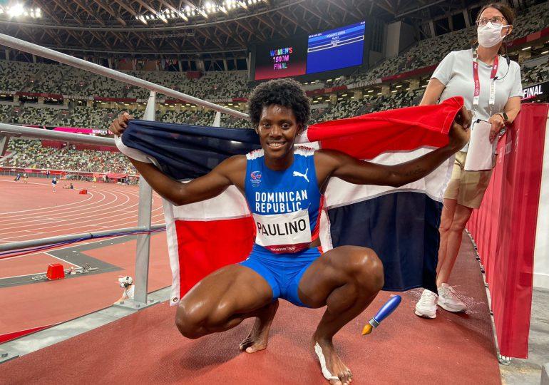 VIDEO   Reacción de la madre de Marileidy tras ganar medalla de plata en los juegos de Tokio 2020