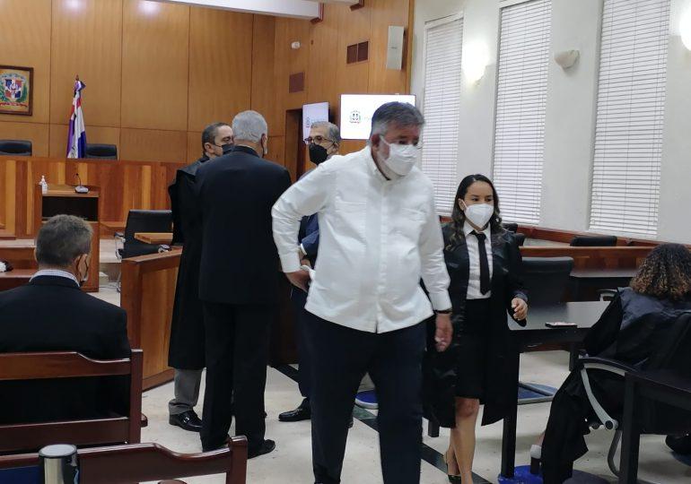 Audiencia Caso Odebrecht  aplazada por el fallecimiento del hijo de Ángel Rondón