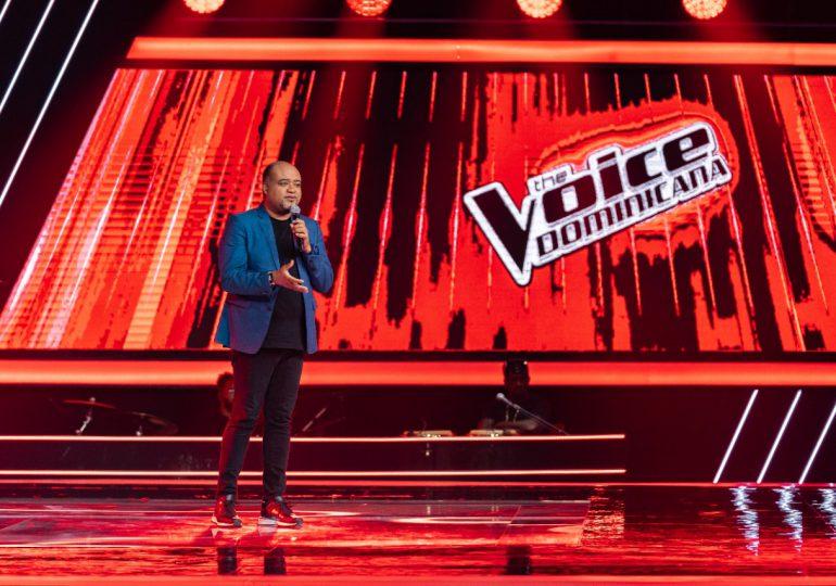 Juan Magan se adueña de la gala en The Voice Dominicana