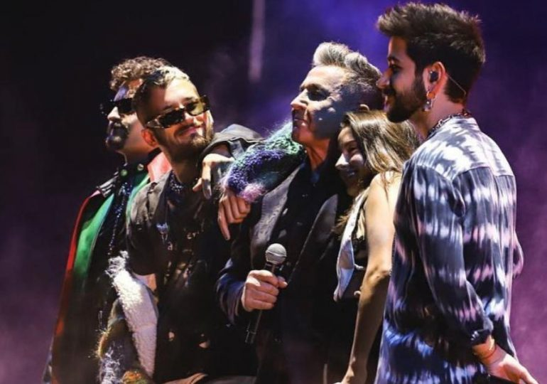 Más de un millón de personas vieron en tiempo real concierto de Los Montaner Live