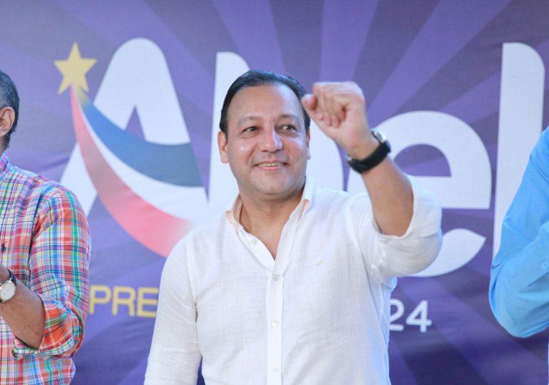 Abel Martínez inicia agenda de actividades en Nueva York, Massachusetts y New Jersey