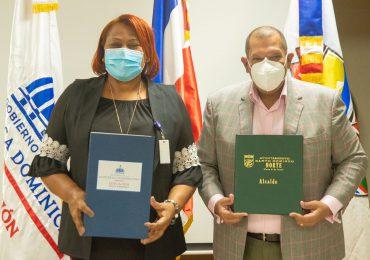 Carlos Guzmán y Regional de Educación firman acuerdo para promover arte y la cultura en SDN