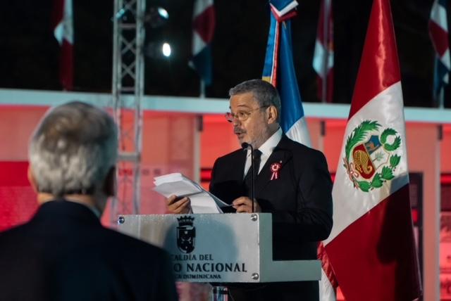 ISM celebra 200 años de independencia del Perú