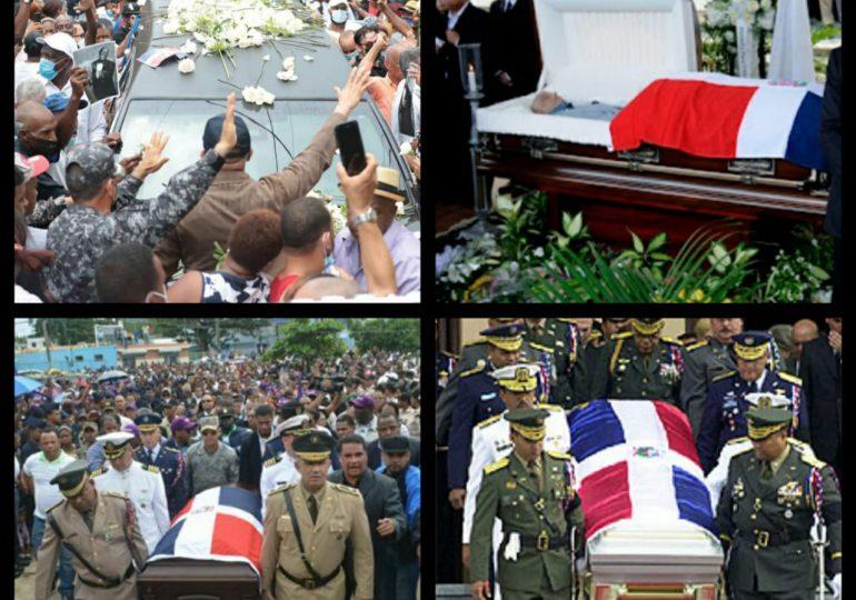 Conoce los multitudinarios entierros en la República Dominicana