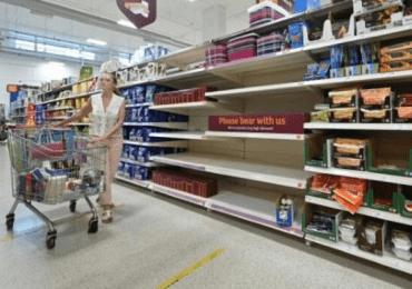 La escasez, agravada por el Brexit y la pandemia, impacienta a empresarios británicos