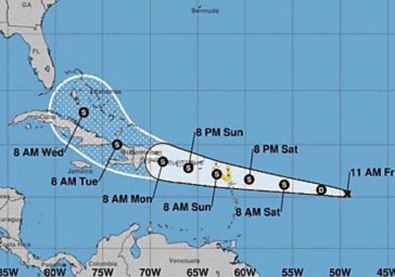 Onamet anuncia la formación de la tormenta tropical Grace