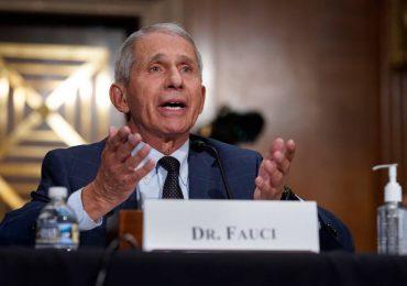EEUU no prevé decretar nuevos confinamientos, según Fauci