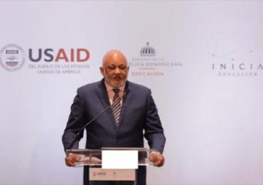 VIDEO   MINERD implementará proyecto integral en el sistema educativo con apoyo de USAID e INICIA Educación