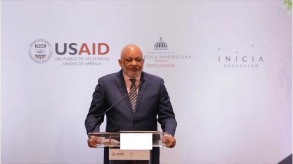 VIDEO | MINERD implementará proyecto integral en el sistema educativo con apoyo de USAID e INICIA Educación
