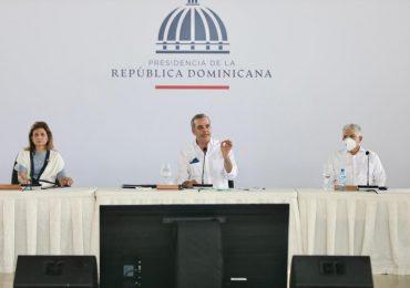 Presidente Abinader anuncia extensión de la UASD en Baní entre otras obras prioritarias