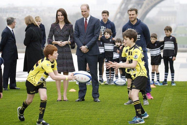 Kate Middleton, la elegida de la reina Isabel para los cargos que le quitó al príncipe Harry