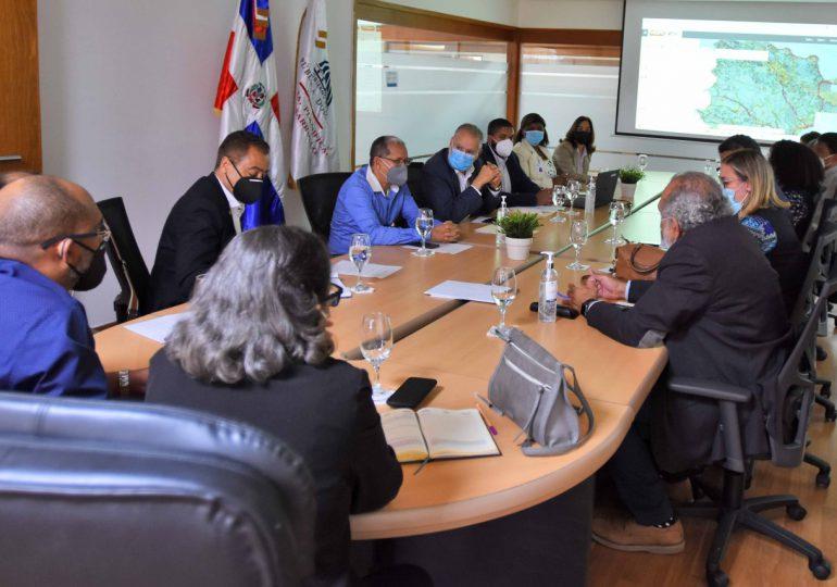 Ministro de Economía anuncia la elaboración del documento oficial del Plan Nacional de Ordenamiento Territorial