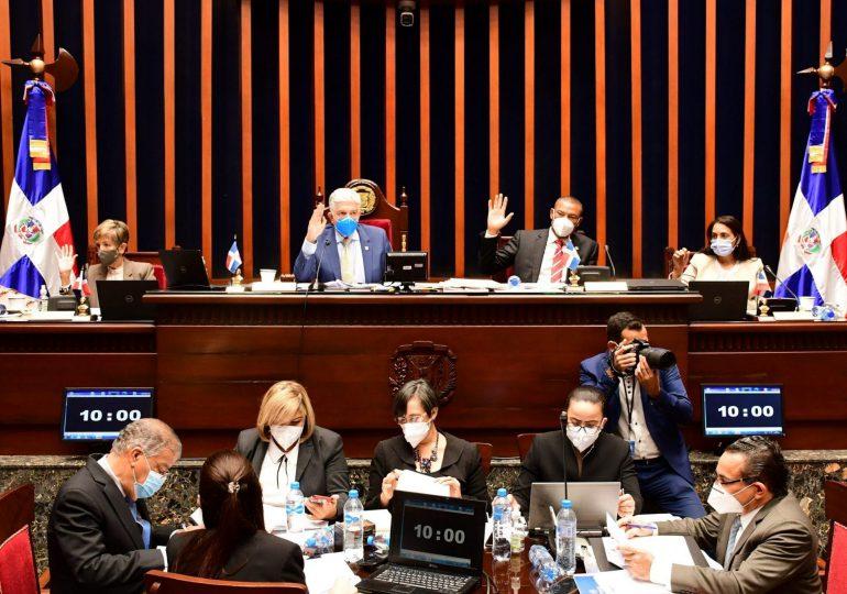 Abogados penalistas piden presidente del Senado no agendar proyecto Código Penal en esta legislatura