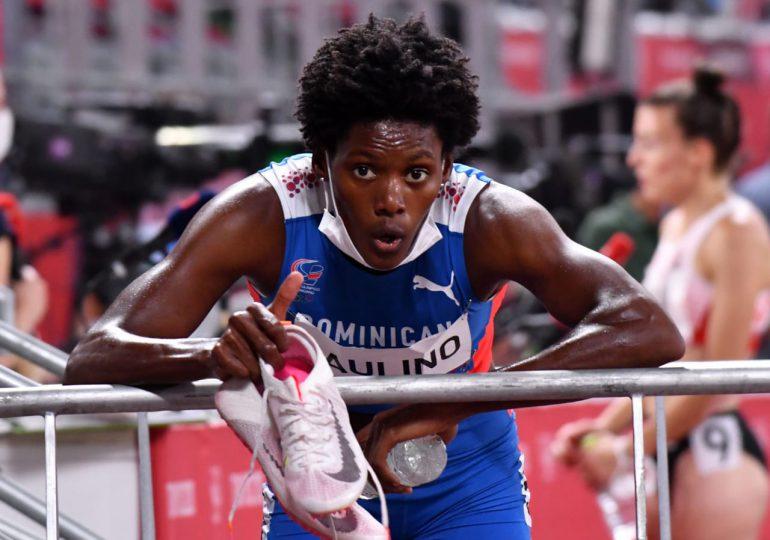 Marileidy Paulino a la final 400 metros en Tokio; llegó en primer lugar en semifinal