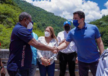 David Collado busca impulsar turismo en Los Cacaos de San Cristóbal