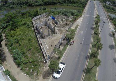 Medio Ambiente suspende provisionalmente obra cerca del río Camú