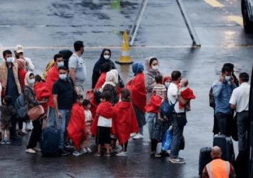 Europa frente al riesgo de terroristas infiltrados entre los refugiados afganos