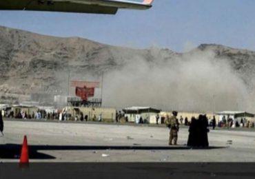 "Estadounidenses entre víctimas de ""ataque"" en aeropuerto de Kabul"