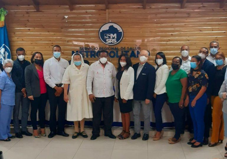 SRSM y Pastoral de la Salud trabajarán por la salud de la población