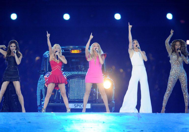 Spice Girls, cinco chicas que pusieron el pop patas arriba