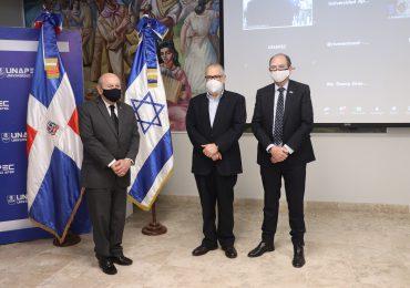 Empresas israelíes participan en mesa de trabajo internacional de Unapec