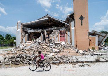 Terremoto en Haití deja más de 2.200 muertos