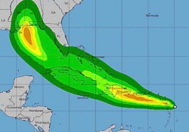 COE pone a todas las provincias en alerta por tormenta tropical Grace