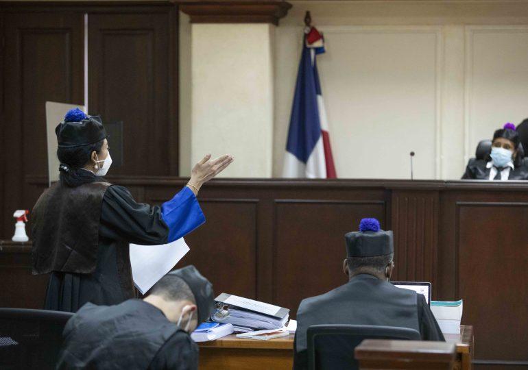 Yeni Berenice afirma la acusación del Caso Medusa sigue blindada