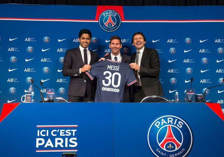 Messi y París, la historia no es nueva