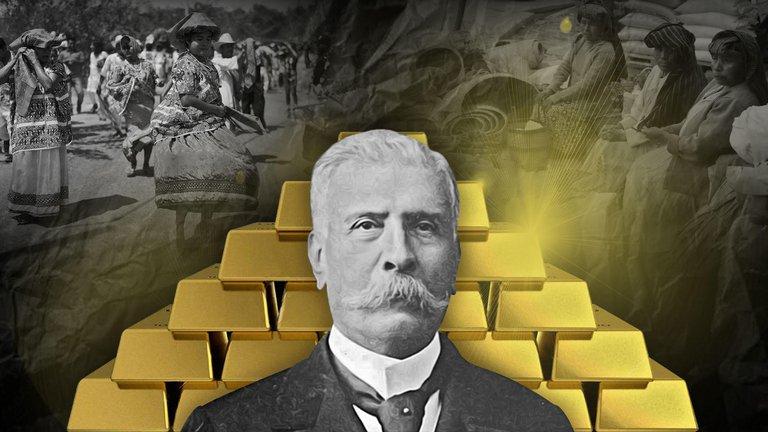 """Dónde está el """"tesoro"""" de la época de Porfirio Díaz que convertiría a México en una potencia"""