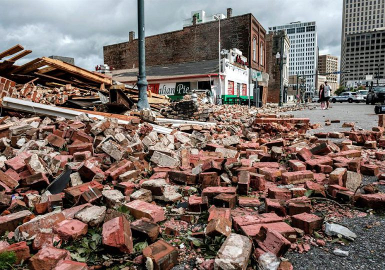 Número de muertos por huracán Ida aumenta mientras el sur de EEUU evalúa daños