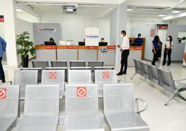 INTRANT traslada servicios de licencias en La Vega a nuevo local
