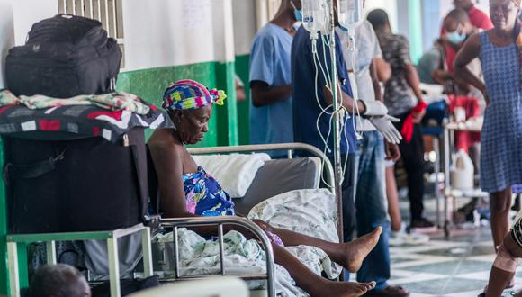 Tras el terremoto, los hospitales de Haití están saturados