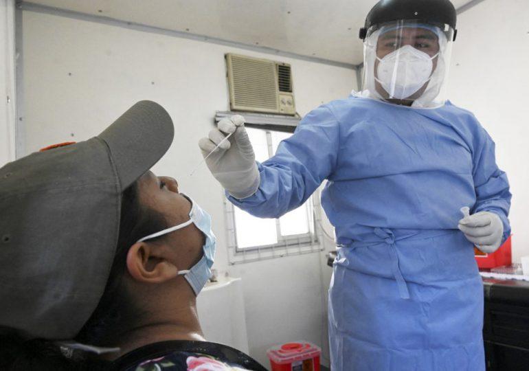 Guatemala registra primer caso de la variante lambda de coronavirus