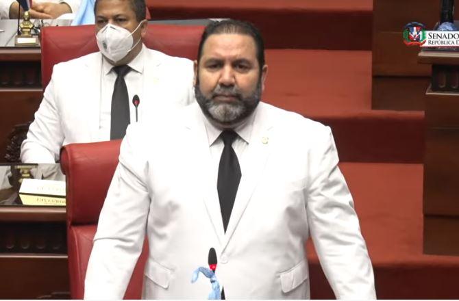 PRSC reintroduce en el Senado proyecto nuevo Código Penal