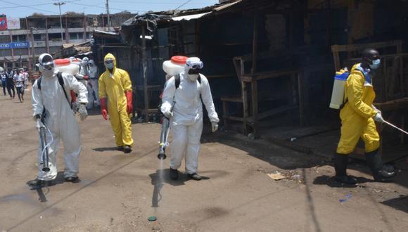 Primer caso en África occidental de grave enfermedad causada por el virus de Marburgo