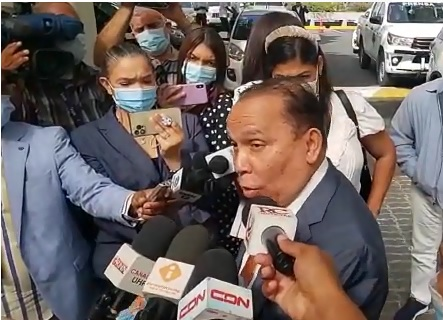 VIDEO | Radhamés Jiménez dice FP no tiene temor que se modifique la Constitución, pero reitera no es necesario