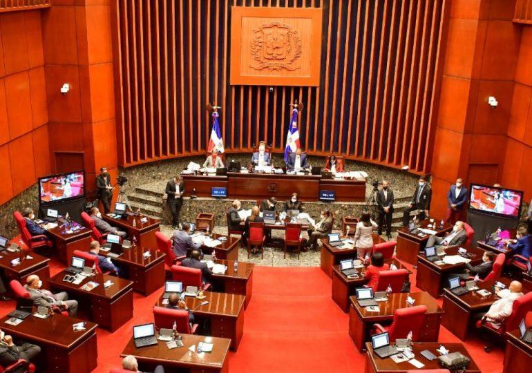 Senado aprueba en segunda lectura modificación del Presupuesto General del Estado para 2021