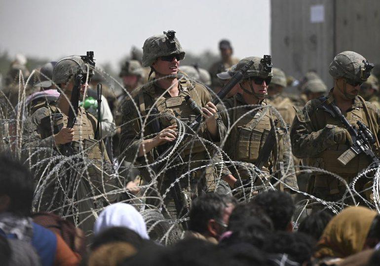 Pentágono niega que talibanes controlen alguna parte del aeropuerto de Kabul