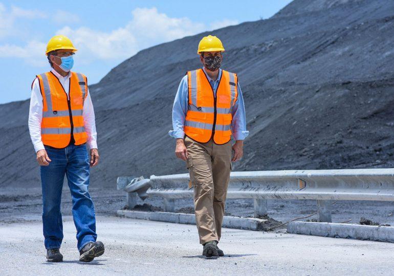 Medio Ambiente supervisa mitigación y solución a impacto ambiental de Punta Catalina